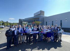 Ribbon cutting held for new Freestanding Emergency Department