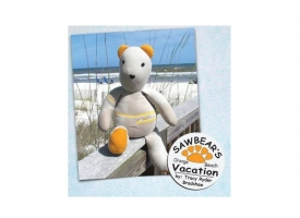 Sawbear's Orange Beach Vacation book cover