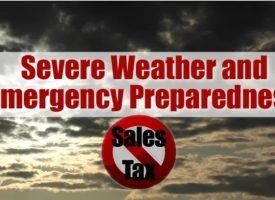 Severe Weather and Emergency Preparedness