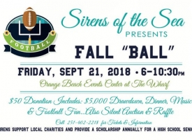 Sirens of the Sea 2018 Fall Ball
