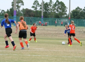 Soccer at Orange Beach Sportsplex