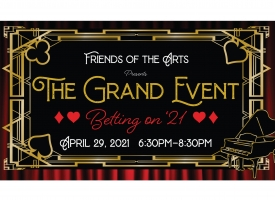 The Grand Event set April 29 at Coastal Arts Center of Orange Beach