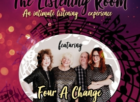 Coastal Arts Center to host Four A Change on April 19