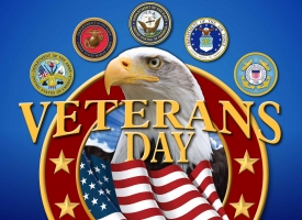 City offices closed Friday in observance of Veterans Day